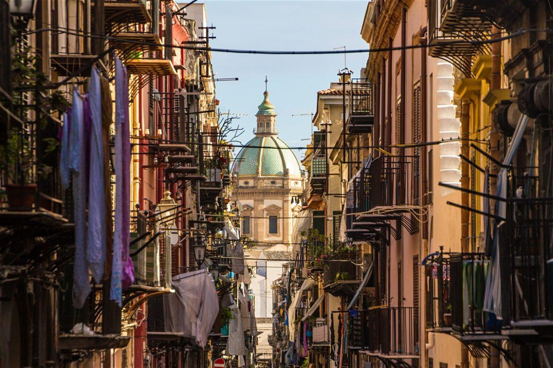 vicolo di Palermo